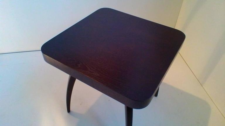 Popular Bentwood Coffee Table 39 Spider 39 By Jindrich Halabala For Sale At 1stdibs