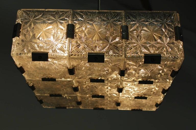 Design pendant light from Czech Republic.