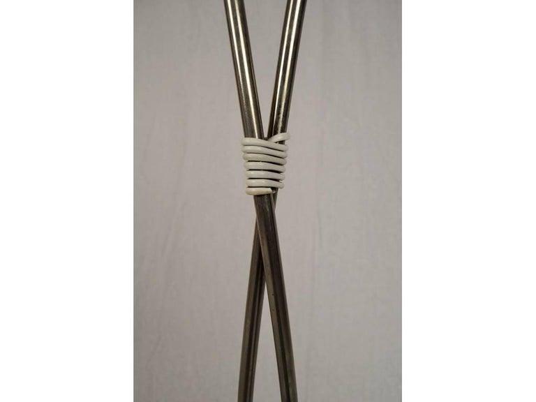 Midcentury Lamp by Kamenický Šenov Czechoslovakia, the 1950s For Sale 3