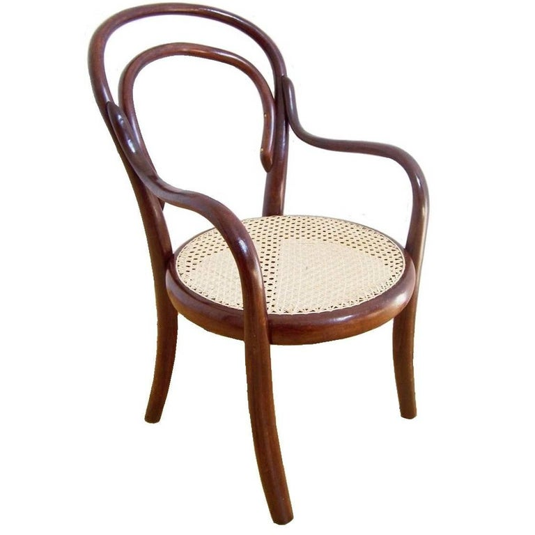 Children S Armchair Thonet No 1 Circa 1883 For Sale At