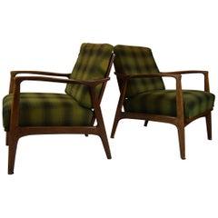 Set of Two Danish Armchair, 1960s