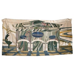 Nanda Vigo, Tapestry