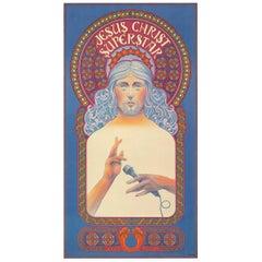Jesus Christ Superstar by David Byrd 'Vintage Show Poster'