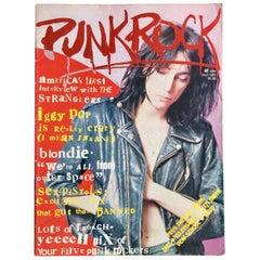 Patti Smith 1970s 'Punk Rock' Magazine 'in the Style of Mapplethorpe'