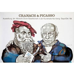Cranach and Picasso by Michael Mathias Prechtl