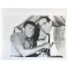 Vintage 1960s Muhammad Ali Photograph