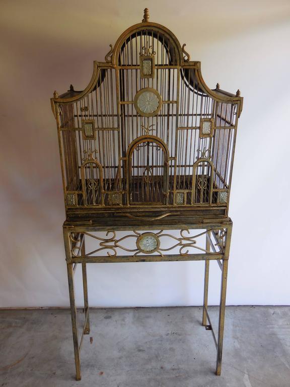 1920s English Birdcage 2