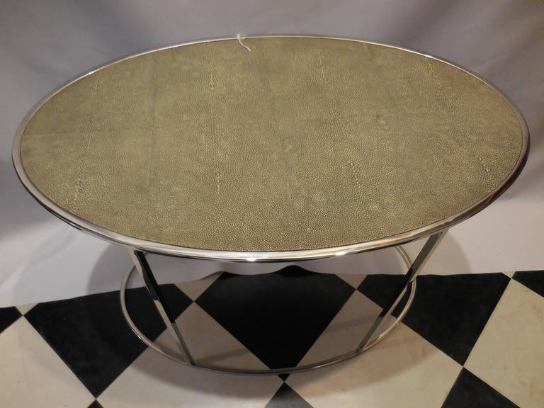 Theodore Alexander Shagreen Top Table 2