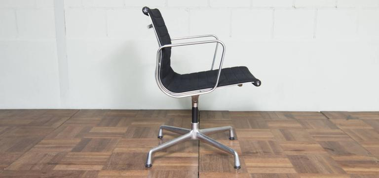 Vintage eames office chair ea108 produced by vitra at 1stdibs - Eames eames stoel ...