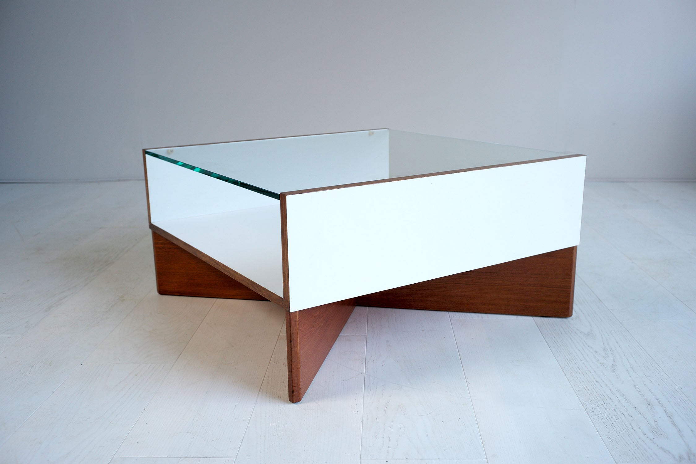 """Table Basse En Formica pierre guariche coffee table ca 21 """"capitol"""", circa 1960 at"""