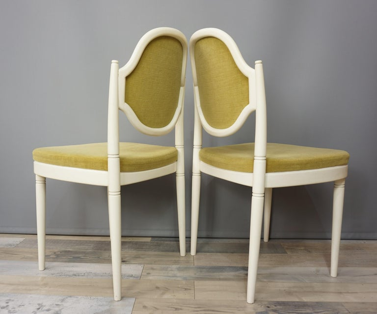 Pair of Bentwood Thonet Chairs Design Hanno Von Gustedt For Sale 4