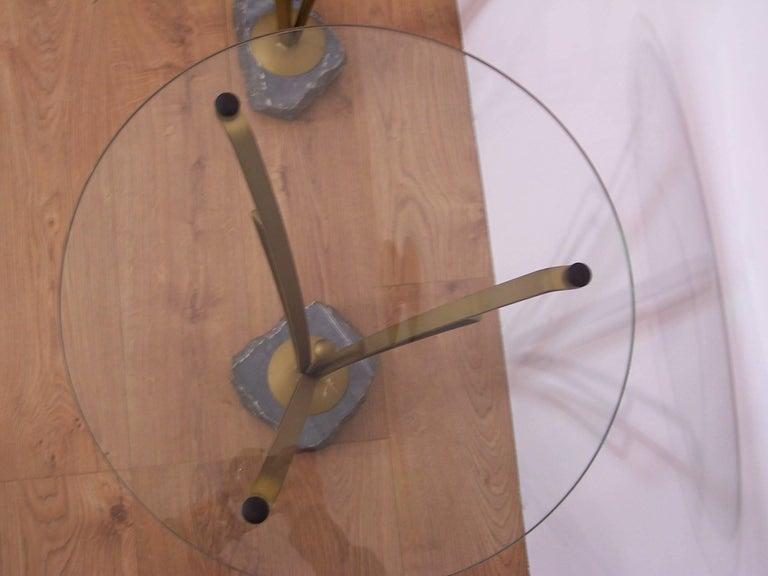 Pair of Art Deco Design Tables For Sale 2