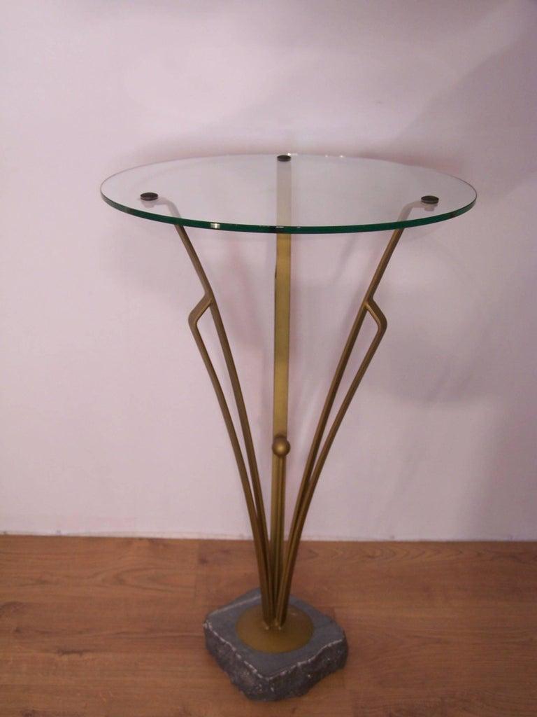 Pair of Art Deco Design Tables For Sale 3