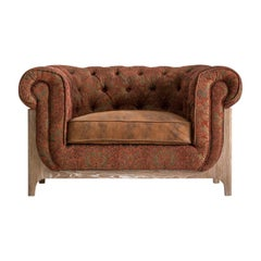 Chesterfield style Lounge Armchair