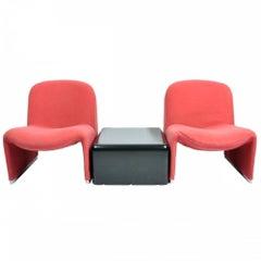 Italian Design by Giancarlo Piretti Alky Chairs
