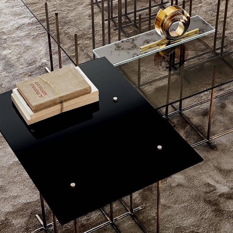tetris nesting coffee tables by massimo castagna for gallotti u0026 radice 2