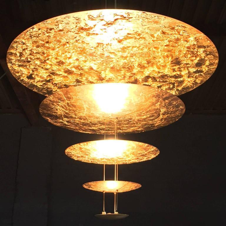 Macchina Della Luce Pendant Lamp By Enzo Catellani For