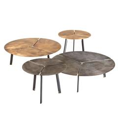 Placas Coffee Table Sets by Lucidipevere for Decastelli