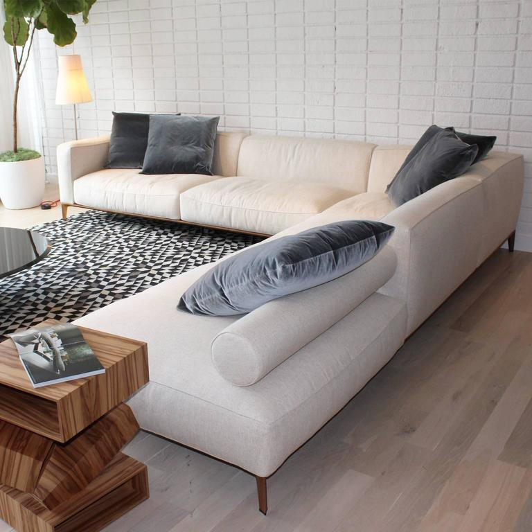 Giorgetti Aton Modern Sofa Sectional By Carlo Colombo For