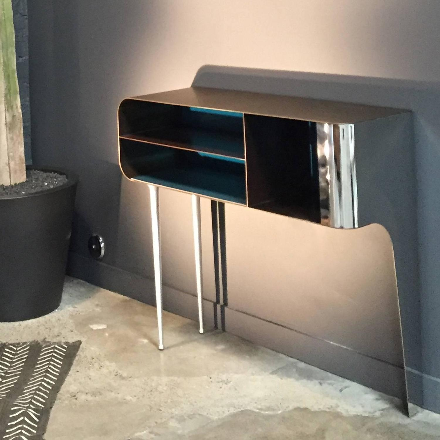 Solometallo Console By Nikita Bettoni For Decastelli For Sale At 1stdibs