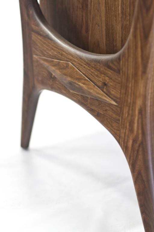 Sträcka Desk in Solid Walnut by Mack Geggie for Wooda 9