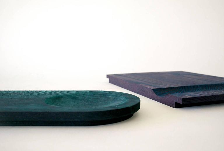 American Recess 'Pill', Minimal 'Decorative Dish/Platform' for Organization/Display For Sale