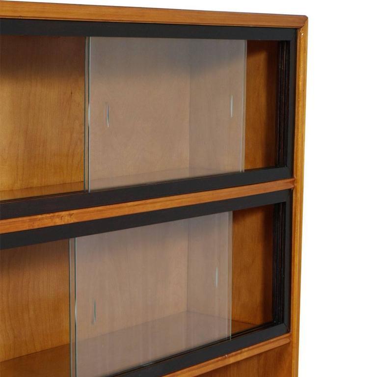 1930s italian midcentury modern showcase bookcase vintage design art deco 3