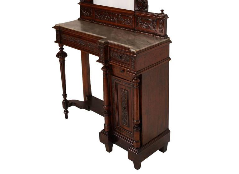 salviati testolini 19th century venetian console art nouveau for sale at 1stdibs. Black Bedroom Furniture Sets. Home Design Ideas