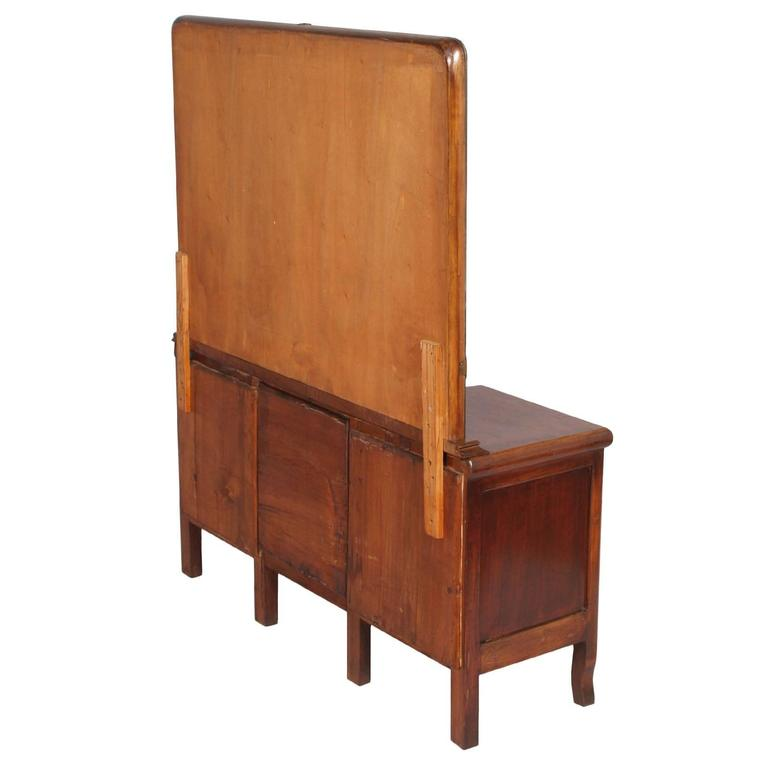 Foyer Table And Mirror On Sale On Kijiji : S art deco entry cabinet console table with mirror in