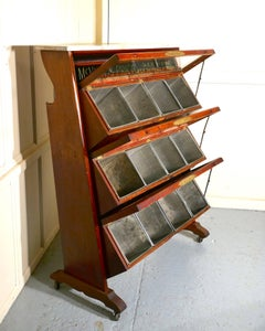 McVitie & Price Cake Shop Biscuit Tin Display Cabinet