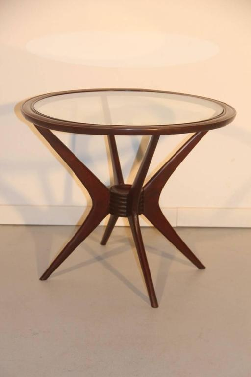 Coffee Table Cassina Mid Century Design Italian Design For Sale At 1stdibs