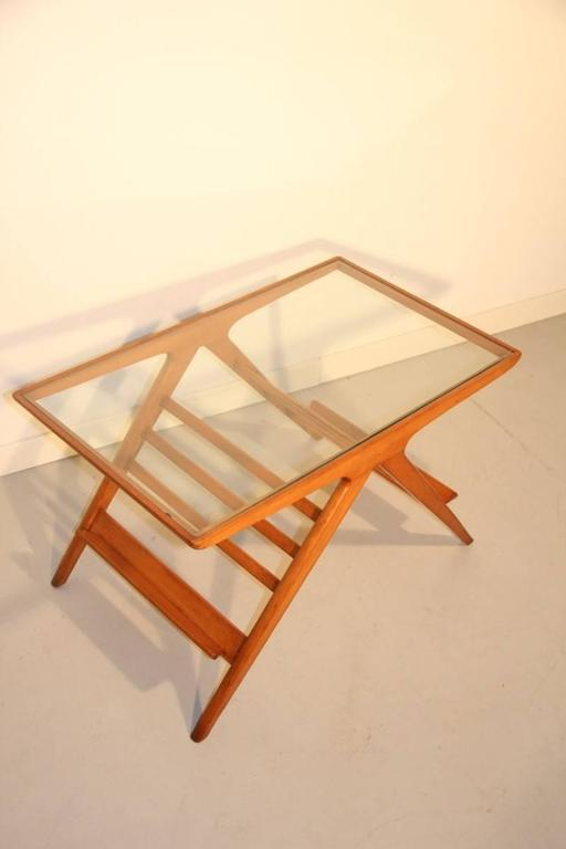 Minimal mid century table coffe italian design for sale at for Minimal table design