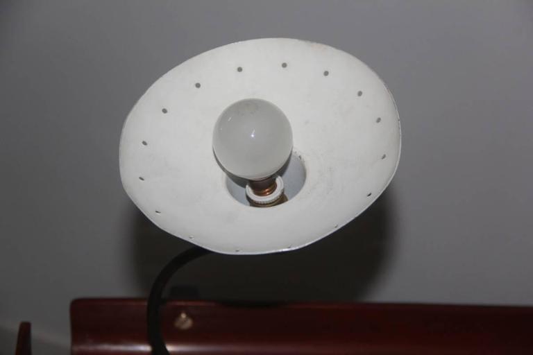 Original table lamp Italian Mid-Century Italian design, Stilnovo style.