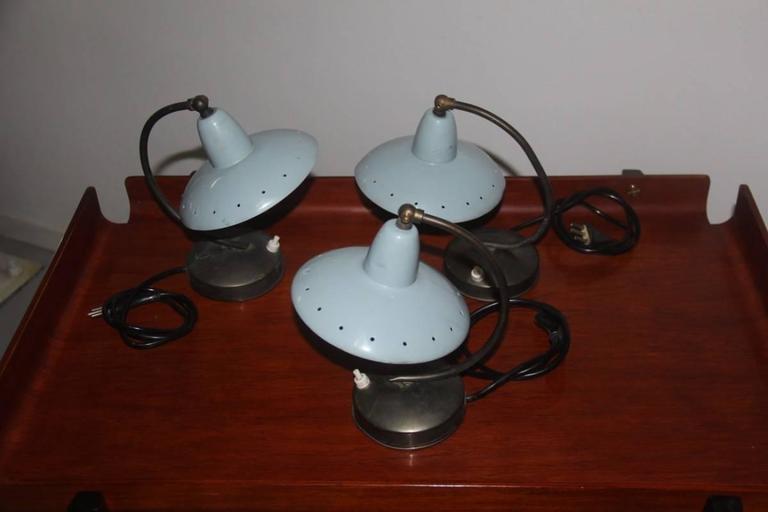 Original Table Lamp Italian Mid-Century Italian Design For Sale 1