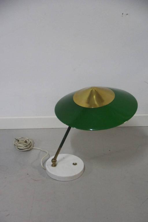 Stilux Milano Table Lamp Plexiglass Design For Sale 2