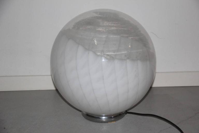 Italian Diaz de Santillana Ludovico Table Lamp, 1970s For Sale