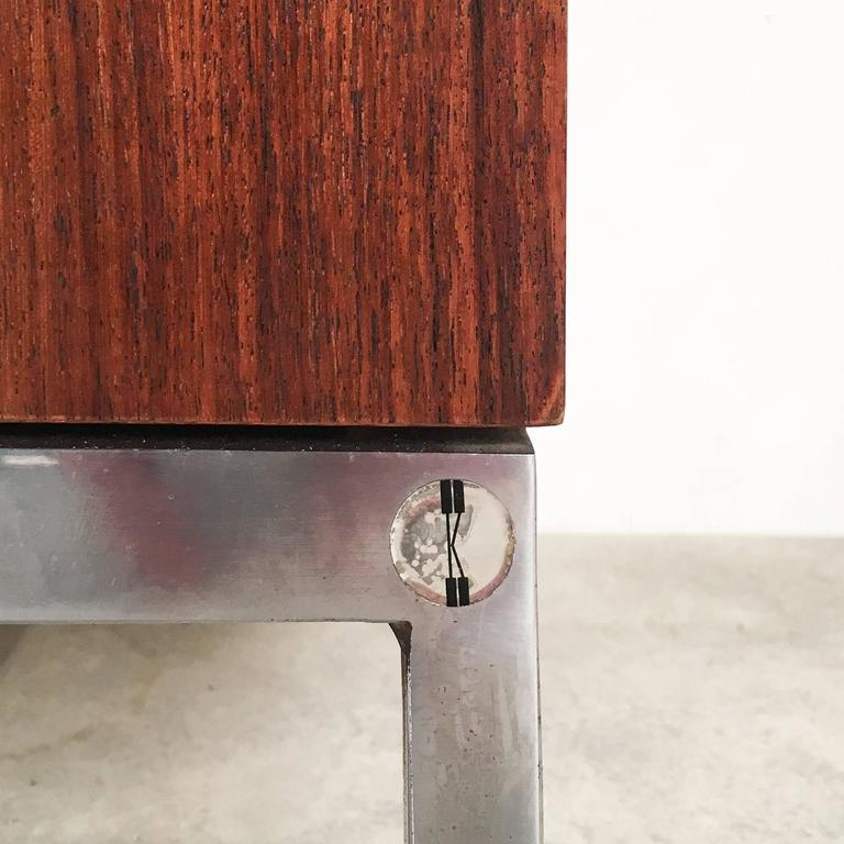 pulls for kitchen cabinets rosewood credenza by florence knoll for knoll 25003