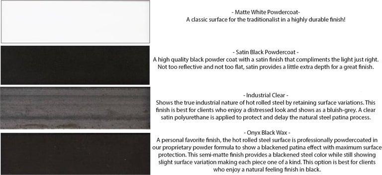 Contemporary Steel Modern Chandelier in Black with Brass Details, Kros Stilk For Sale 1