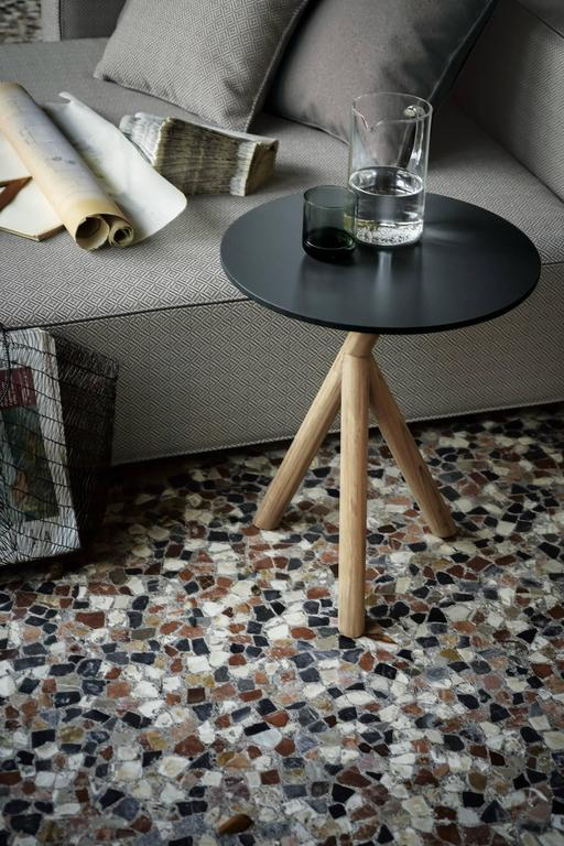 Modern Roda Stork Side Table for Indoor/Outdoor Use For Sale