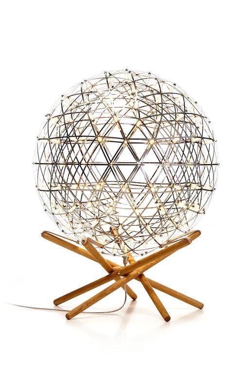 Moooi Raimond Tensegrity LED Floor Lamp by Raimond Puts 2