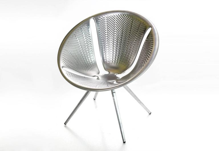 Moroso Diatom Stackable Chair for Indoor and Outdoor Use by Ross Lovegrove 2