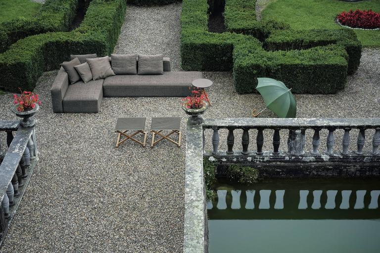 Italian Roda Dandy Sofa for Outdoor or Indoor Use by Rodolfo Dordoni For Sale