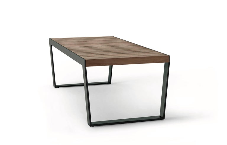 Roda Spinnaker Extendable Dining Table For Outdoor Indoor