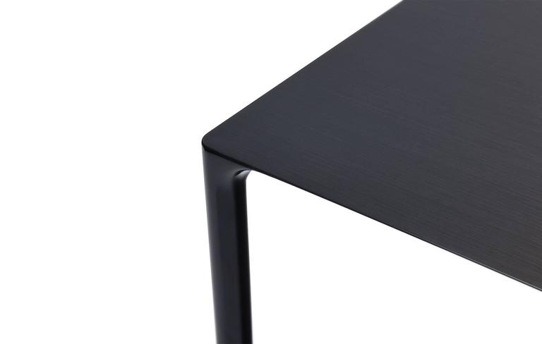 Established And Sons Surface Table In Carbon Fibre For