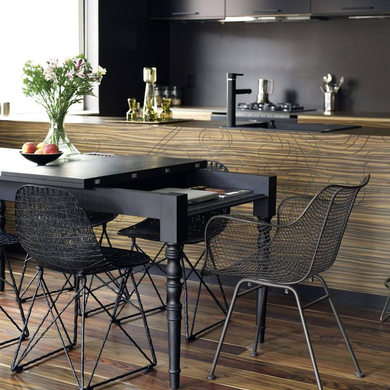 Moooi Carbon Fiber Dining Chair For Sale 3