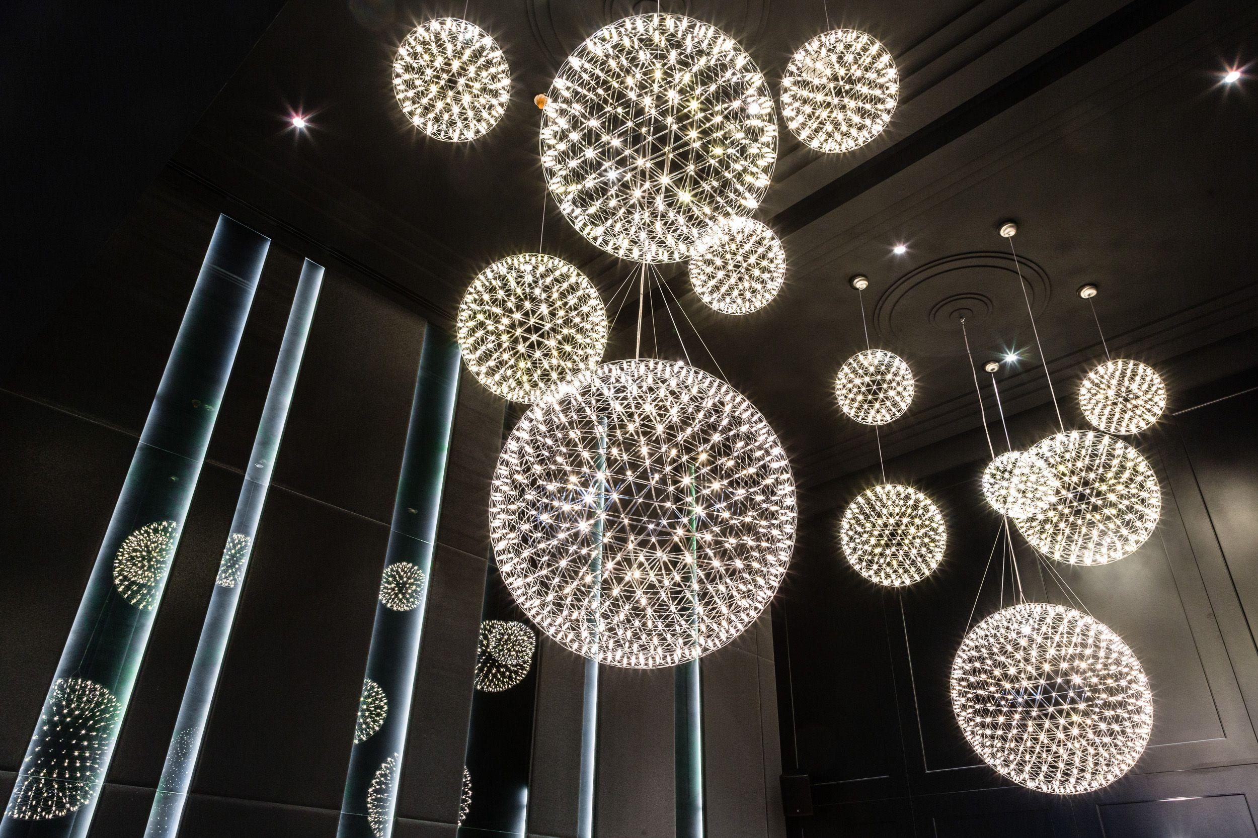 suspension lighting. Moooi Raimond Suspension Light Fixture In Stainless Steel For Sale At 1stdibs Lighting