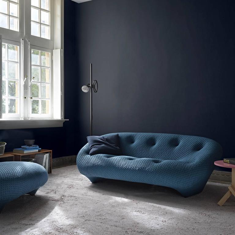 ligne roset ploum sofa for sale at 1stdibs. Black Bedroom Furniture Sets. Home Design Ideas