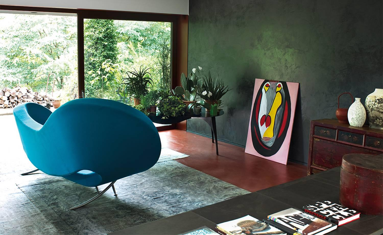 Fresh Victoria and Albert Sofa Designed by Ron Arad for Moroso Made in  VP66
