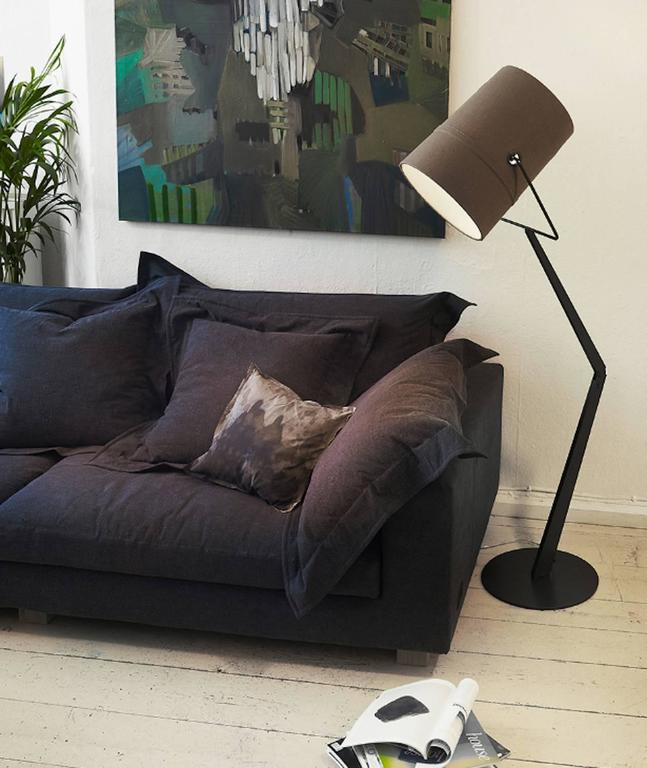 Nebula Nine Sofa by Moroso with Goose Down Cushions For Sale 3