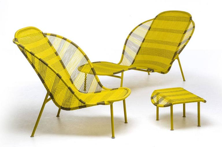 Modern Imba Armchair for Indoor and Outdoor For Sale